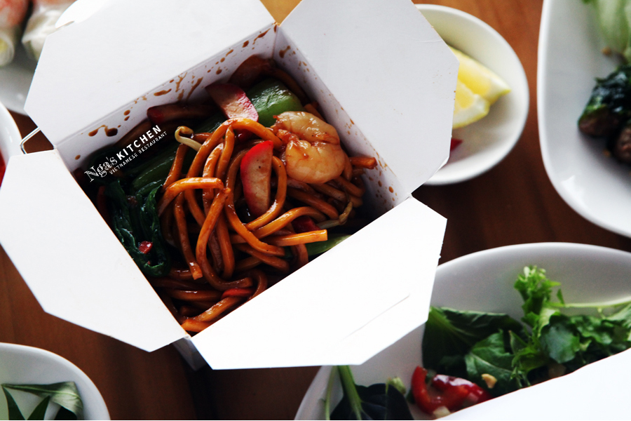 Lunch Noodle Box